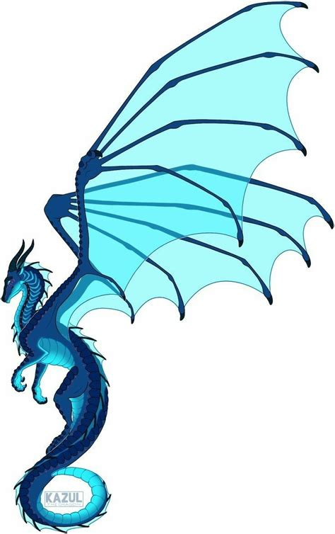 So, the drawing of a dragon is almost complete, and we just have to draw some shadows. Seawing | Dragon wings, Wings of fire dragons, Wings artwork