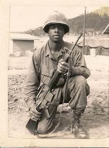 1st Cav Vietnam War Soldiers