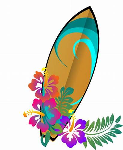 Surf Tabla Clip Clipart Clker Hi Vector