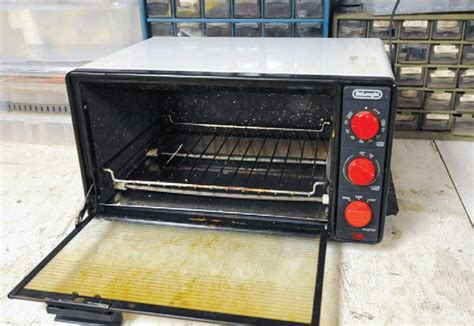 Powder Coat Toaster Oven - how to create a power coating workspace