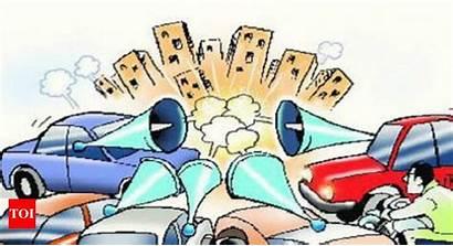 Pollution Noise Mumbai Honking