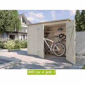 Cabane A Velo : cabane range velo jardin ~ Carolinahurricanesstore.com Idées de Décoration