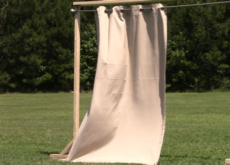 keep wind from ruling your outdoor curtains