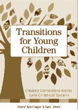 writing  book  early childhood transitions teachers