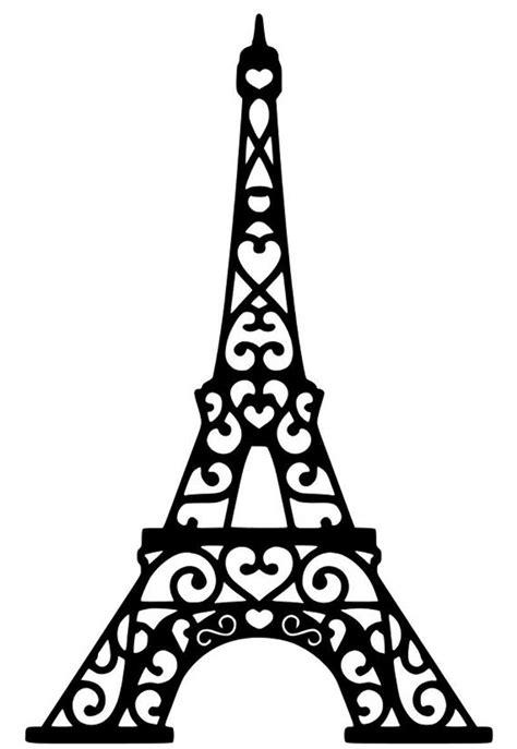 high quality eiffel tower clipart cute