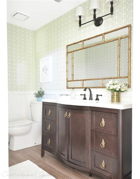 Brass Fixtures Bathroom by Brass In The Bathroom Is Back Burger