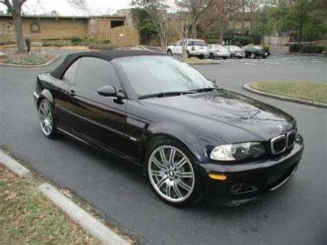 2005 Bmw M3 Convertible by Sell Used 2005 Bmw M3 Convertible Price 8 400 In