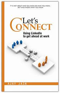 Book Review  Let U2019s Connect  Using Linkedin To Get Ahead At