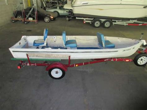 1960 Lone Star Aluminum Boat lone star boats for sale