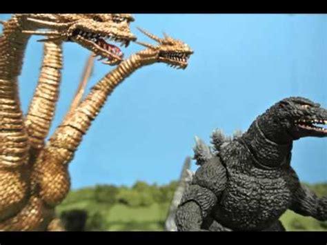 King adora was a rock group formed in birmingham, england in 1998. Godzilla Vs. King Ghidorah Stop motion - YouTube