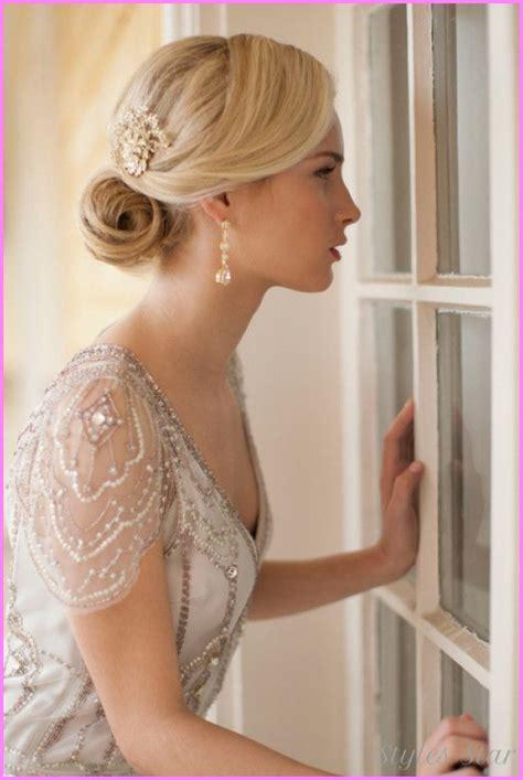 bridal hairstyles for fine hair stylesstar com