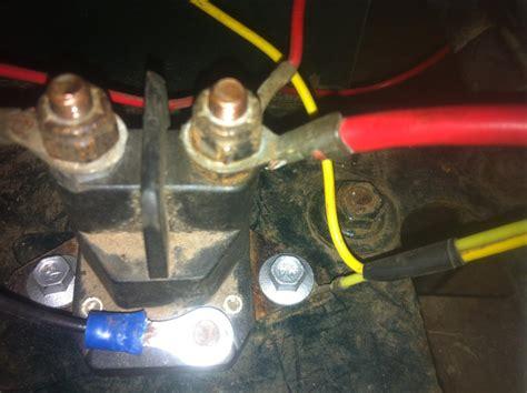victa tx solenoid wiring outdoorking repair forum