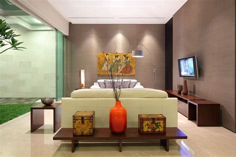 luxury garden house  jakarta idesignarch interior