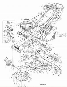 Hayter Harrier 48 481r001001 Spares Ordering Diagrams