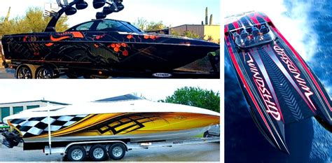 Jet Ski Boat Wraps by Boat Wraps Boat Graphics Adelaide