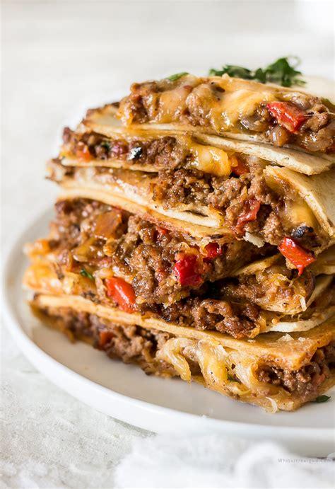 cool mom eats weekly meal plan sheet pan cheesy beef