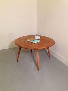 Table Basse Scandinave Vintage : table basse vintage scandinave le bois chez vous ~ Teatrodelosmanantiales.com Idées de Décoration