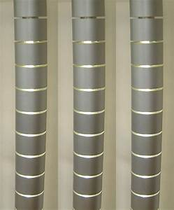 Säulen Fürs Wohnzimmer : moderne dekos ule dekoleuchte h 140cm silber metallic beleuchtbar prodesign ~ Sanjose-hotels-ca.com Haus und Dekorationen