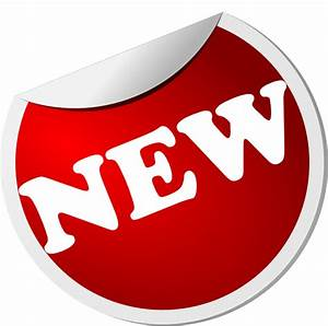 New Red Button Rotated Left Clip Art at Clker.com - vector ...