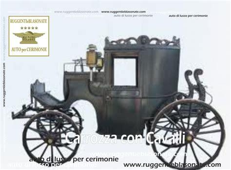 carrozze per cavalli carrozze