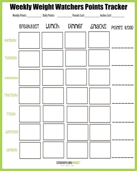 Weight Watchers Weekly Points Tracker Free Printable. What Masters Degree Should I Get Template. California Home Improvement Contract Template. One Page 2015 Calendar Template. Job Application Cover Page Template. Simple Resume Format For Students. Windows 10 Upgrade Icon Missing Template. Green Energy Powerpoint Template. Baseball Roster Template