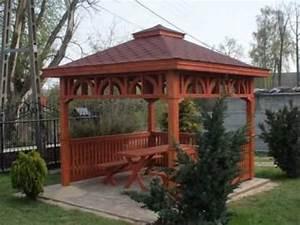 Pavillon Aus Holz Selber Bauen : 10 dinge alles f r den garten youtube ~ A.2002-acura-tl-radio.info Haus und Dekorationen
