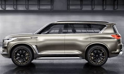 Infiniti Qx80 2020 2 by 2020 Infiniti Qx80 Suv Concept Performance Release