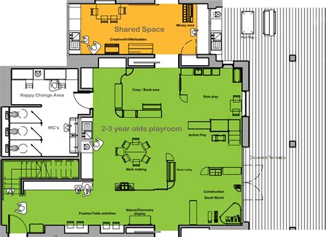 Daycare Center Floor Plan Best Of Day Care Center Layout Living Room Rugs Ikea Small Decor Tile Floor Ideas Contemporary Gray Leather Sets Narrow Side Tables For Paint Color Choices Rooms Home Theater