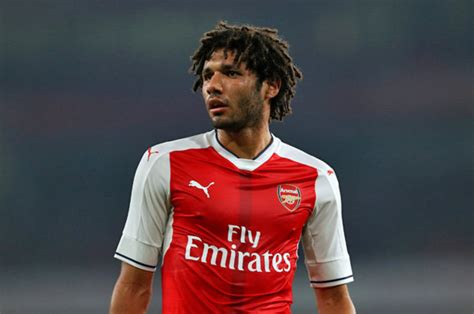 Arsenal Transfer News Mohamed Elneny Reveals Club Were