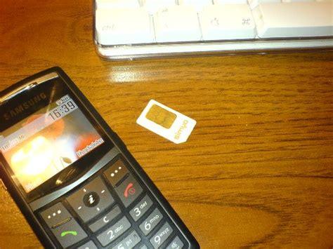alte simkarte auf mikro sim zuschneiden lassen iphone