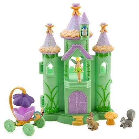 Disney Figurine Set   Tinker Bell Micro Play Set