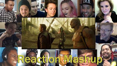 Guardians Of The Galaxy Vol 2 Sneak Peek Reaction Mashup