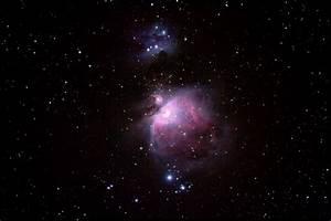 Orion Nebula Stellar Nursery (M42) taken November 24, 2006 ...