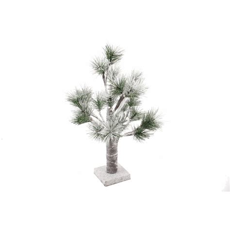 pre lit tabletop fir tree from mollie fred uk