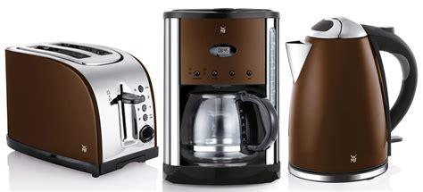 Wmf Terra Filterkaffeemaschine, Wasserkocher, Toaster