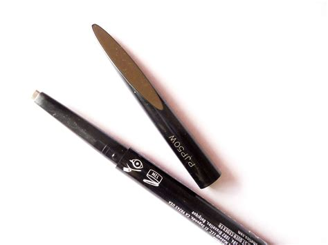 nyx precision brow pencil review swatches