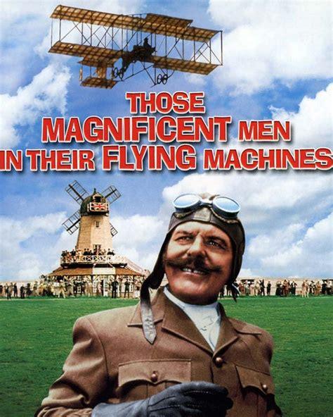 magnificent men   flying machines golden globes