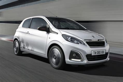 Alle Prijzen Peugeot 108 Bekend [update]  Autonieuws