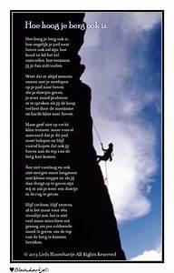 Gedicht Der Lattenzaun : 39 hoe hoog je berg ook is 39 mooie teksten pinterest ~ Lizthompson.info Haus und Dekorationen