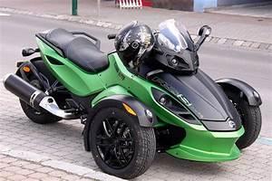 Brp Can-am Spyder Roadster