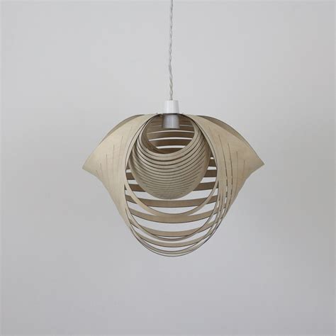 pendant l shade pendant shade birch ply 16 14 quot l x 15 7 quot w x 11