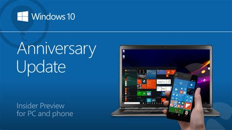 windows 10 insider preview build 14361 now available for pcs and phones here s what s new