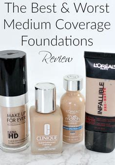 best drugstore light coverage foundation new 2016 drugstore foundation loreal infallible pro glow