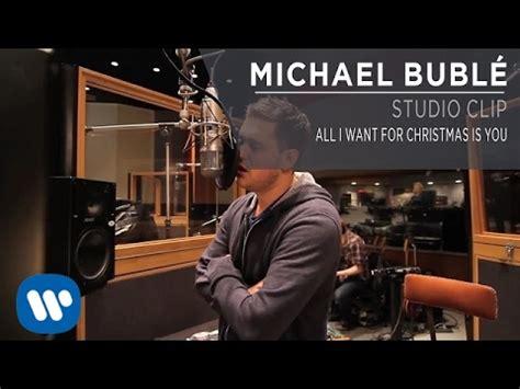 Michael Bublè  All I Want For Christmas Is You Lyrics