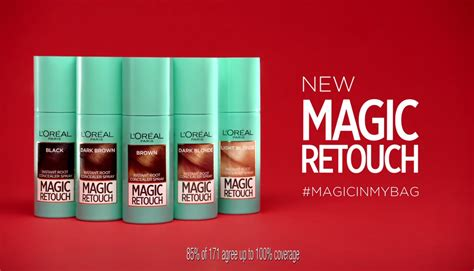 l shades l oréal magic retouch 3 seconds to flawless roots