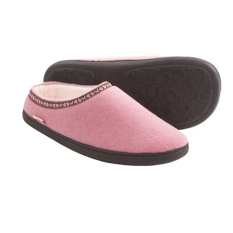 65043 Acorn Slippers Coupons by Acorn Highlander Slippers For Save 44
