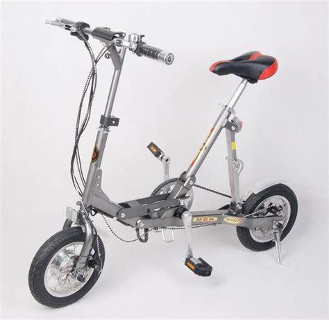 China Electric Folding Bike (ubike 50)  China Electric