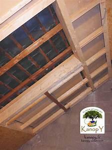 Isolation des toitures en combles aménageables