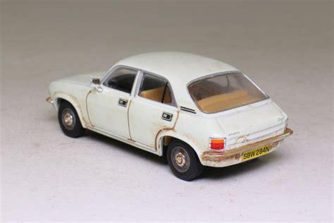 Vanguards VA04506; Austin Allegro; Glacier White, Hidden ...