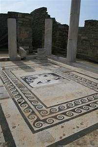 1000 ideas about mosaic floors on pinterest valspar With kitchen cabinets lowes with ancient greek wall art